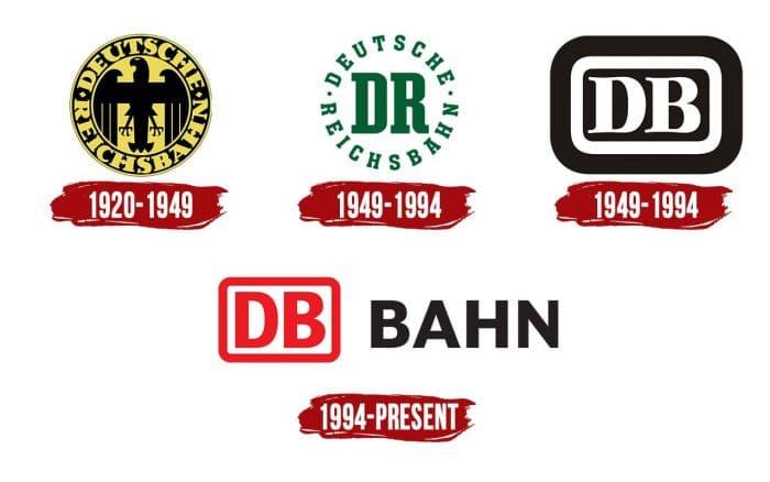 Deutsche Bahn Logo History