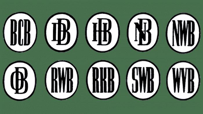 Deutsche Bank Logo 1947-1952