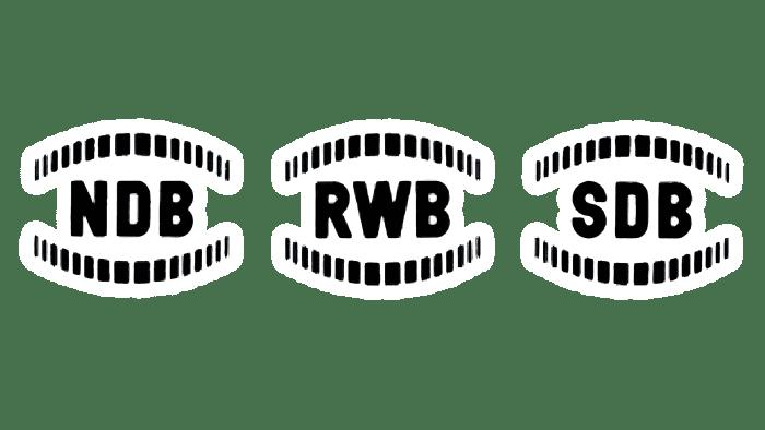 Deutsche Bank Logo 1952-1957
