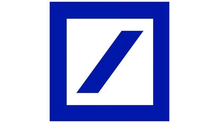 Deutsche Bank Logo 2010-present