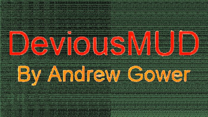 DeviousMUD Logo 1998-2001