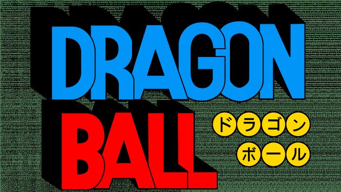 Dragon Ball Logo 1986-1989
