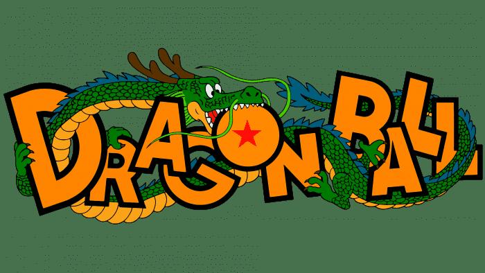 Dragon Ball Logo 1996-1998