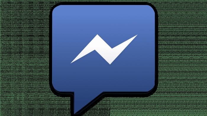 Facebook Messenger Logo 2011-2013