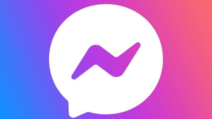 Facebook Messenger Symbol