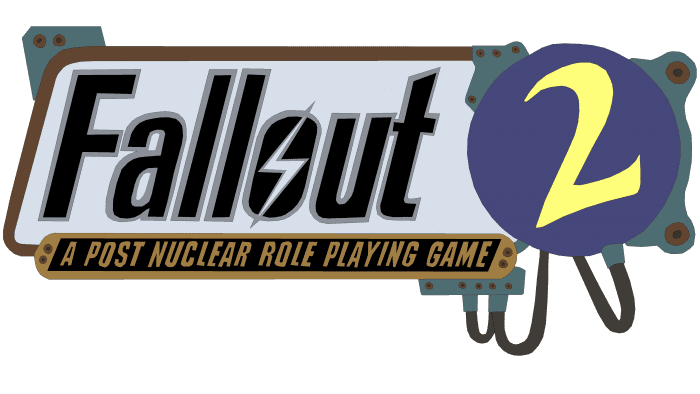 Fallout 2 Logo 1998