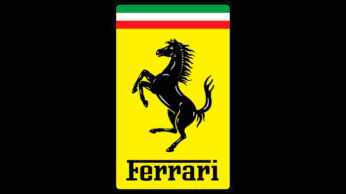 Ferrari Logo (1947-present)