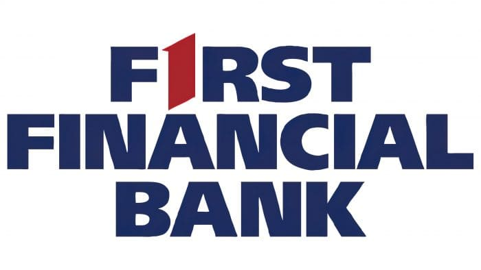 First Financial Bank top logo