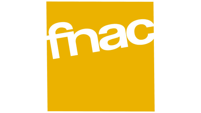 Fnac Logo 1985-1997