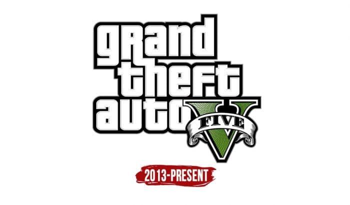 GTA 5 Logo History