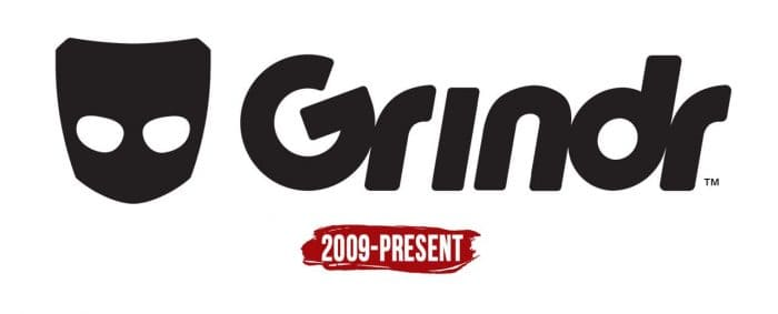 Grindr Logo History