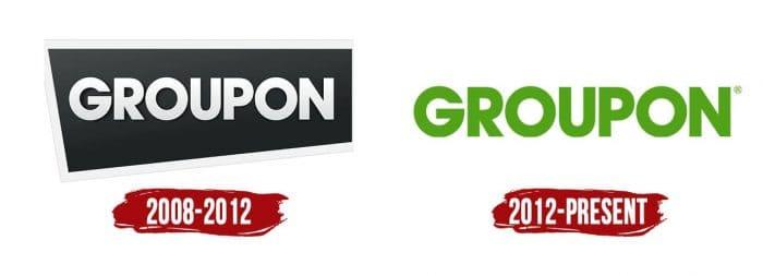 Groupon Logo History