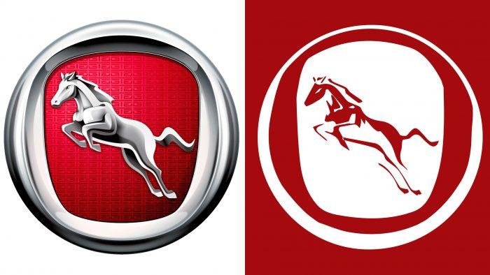 Hanteng Autos Horse Logo