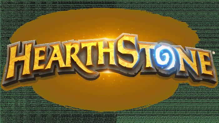 Hearthstone Heroes of Warcraft Logo 2016-present