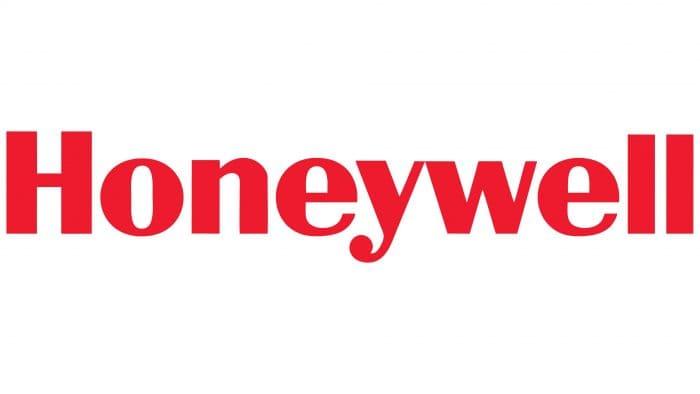 Honeywell Logo 1991-present