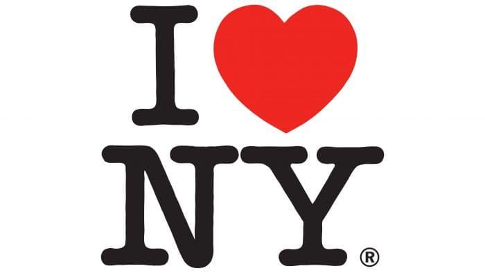 I Love New York best logo