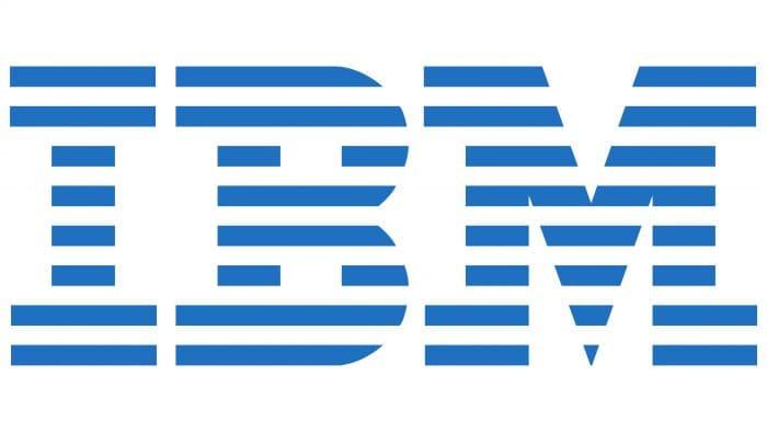 IBM best logo