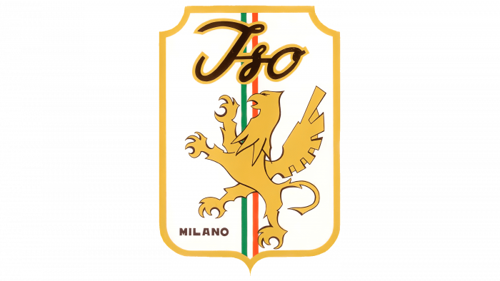 Iso Logo (1953-1974)