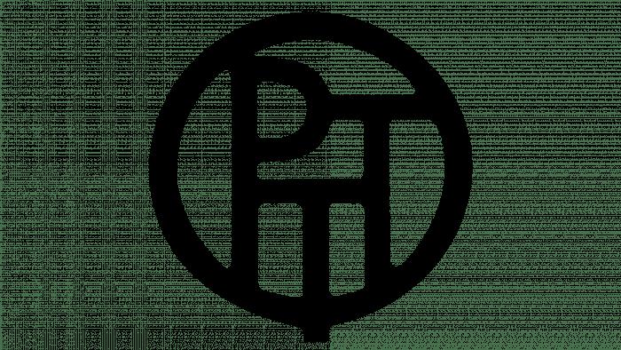 La Poste Logo 1953-1960