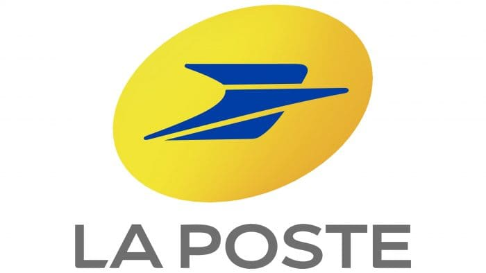 La Poste Logo 2018-present