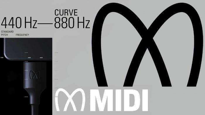 MIDI 2.0 Logo