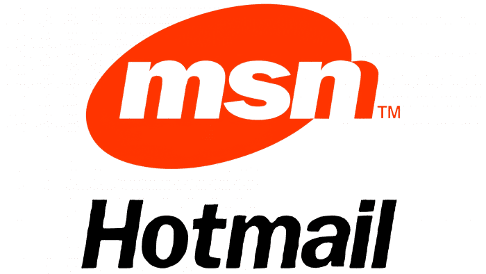 MSN Hotmail Logo 1998-2000