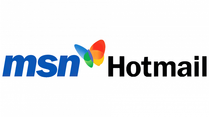 MSN Hotmail Logo 2000-2007