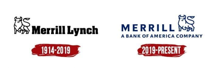Merrill Lynch Logo History