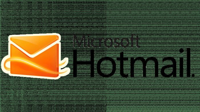 Microsoft Hotmail Logo 2011-2013