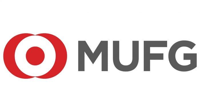 Mitsubishi UFJ Financial top logo
