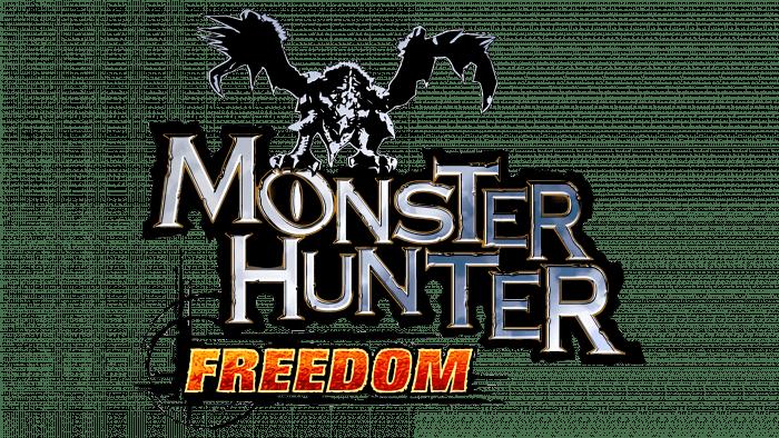 Monster Hunter Freedom 2005 Logo