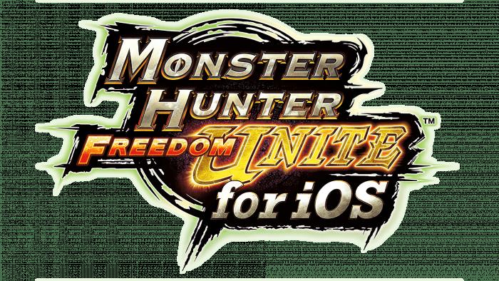Monster Hunter Freedom Unite2008 Logo