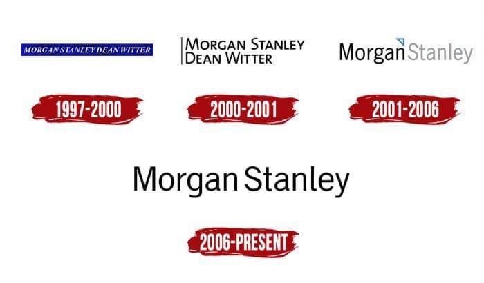 Morgan Stanley Logo History