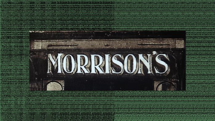 Morrisons Supermarkets Logo 1899-1961