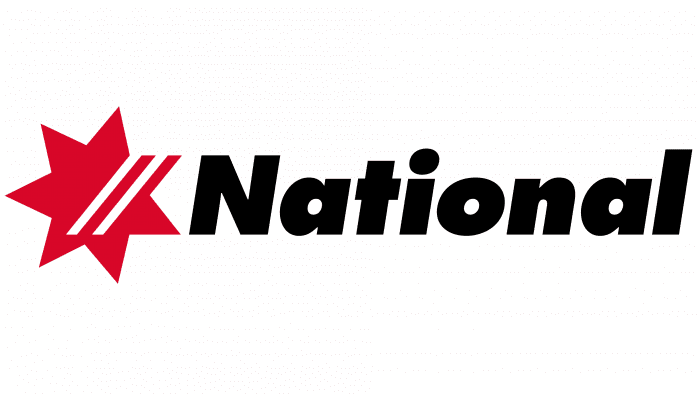 National Australia Bank Logo 1982-2006