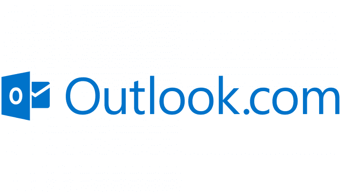 Outlook Logo 2012-2019