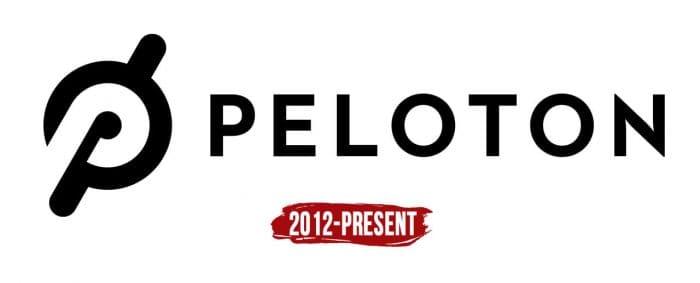Peloton Logo History