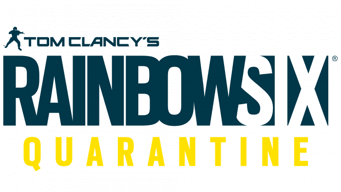 Rainbow Six Logo 2021-present