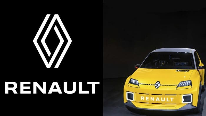 Renaulution and New Logo Renault