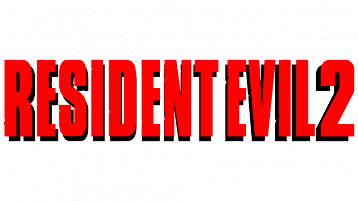 Resident Evil 2 Logo 1998
