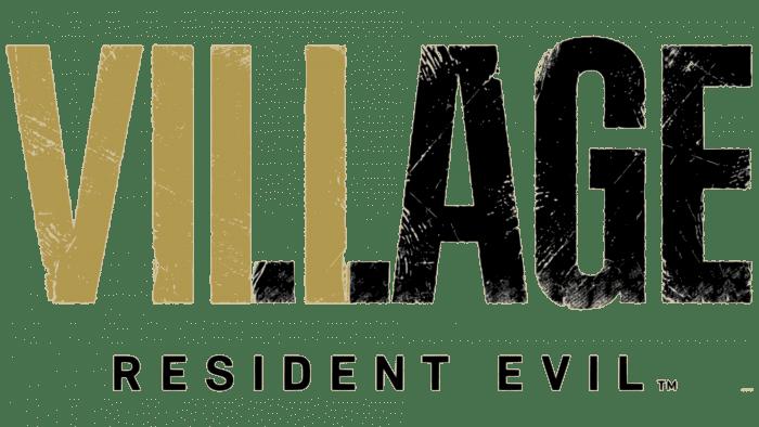 Resident Evil 8 Village Logo 2021