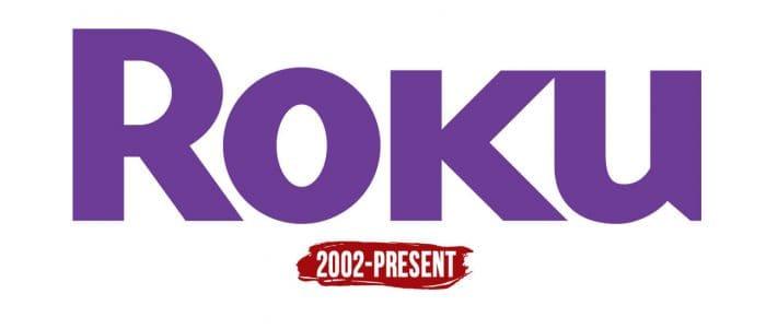 Roku Logo History