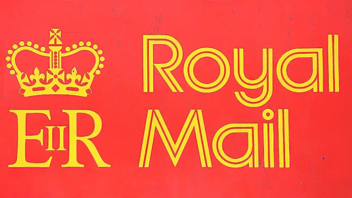 Royal Mail Logo 1974-1989