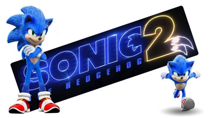Sonic the Hedgehog 2 New Logo