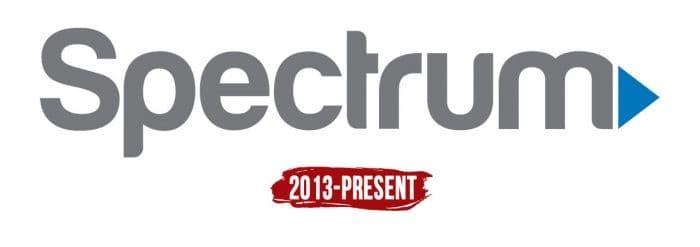 Spectrum Logo History