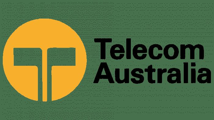Telecom Australia Logo 1975-1986