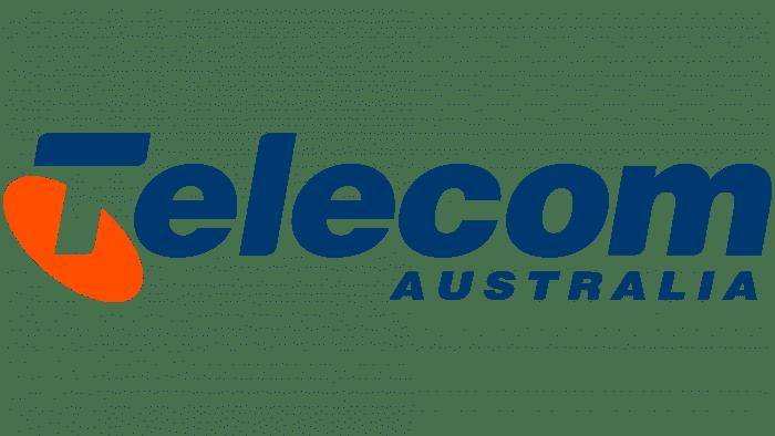 Telecom Australia Logo 1993-1995