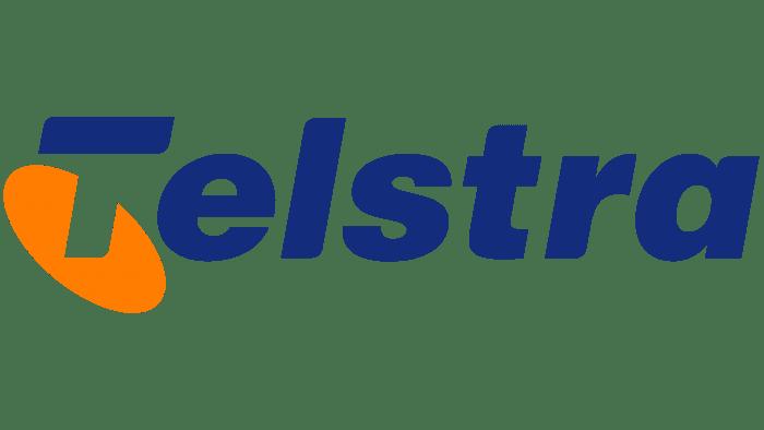 Telstra Corporation Logo 1995-1999
