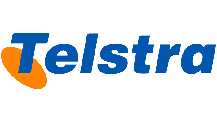 Telstra Corporation Logo 2006-2011
