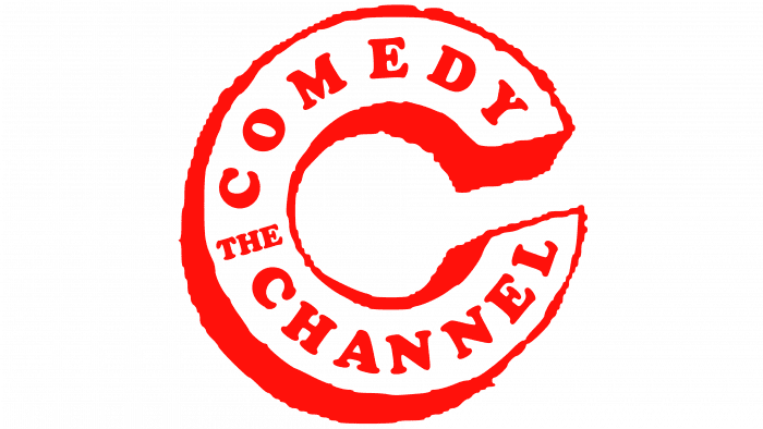 The Comedy Channel Logo 1989-1991